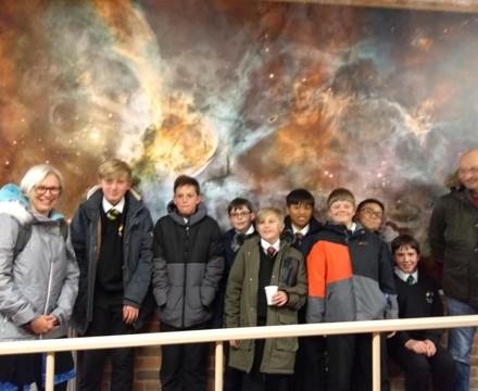 News South Downs Planetarium Visit