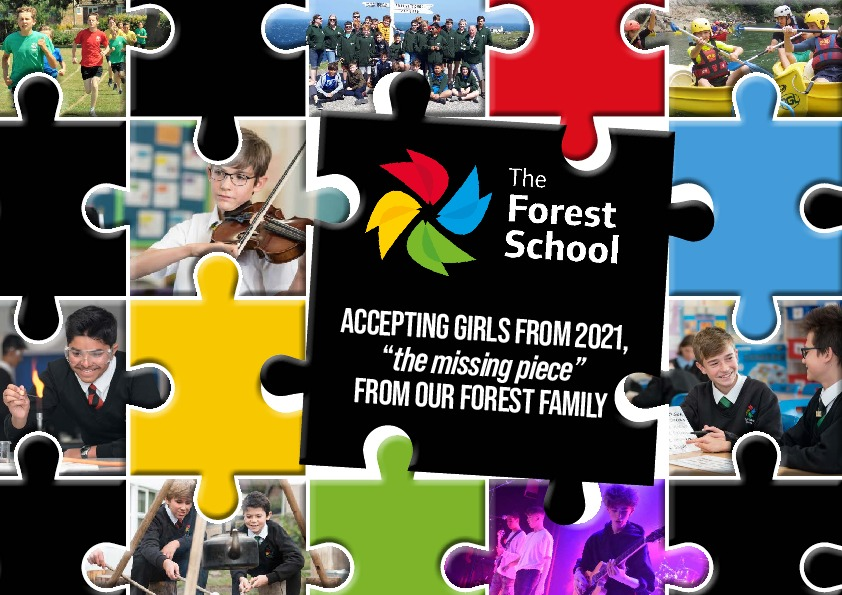 The forest school ad 1 4